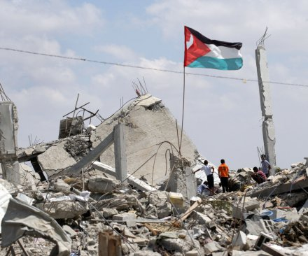 Report: Hamas tortured, killed Palestinians during war with Israel