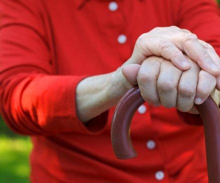 Magnetic stimulation helps Parkinson's disease patients walk