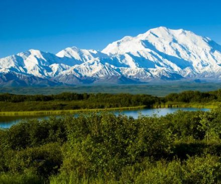 Alaska's Mount McKinley renamed to traditional Denali, 'Great One'