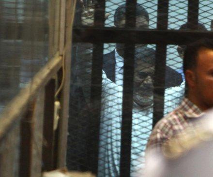 Morsi sentenced