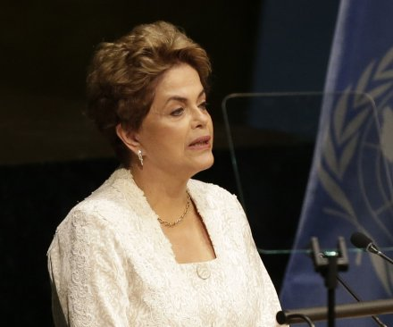 Brazilian President Dilma Rousseff impeached by Federal Senate