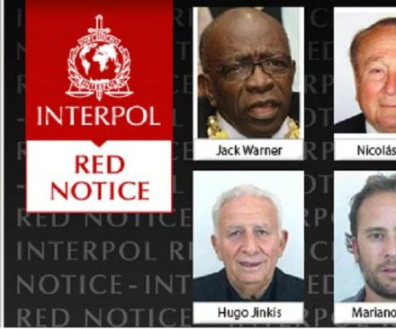 FIFA scandal: Interpol issues six wanted persons alerts