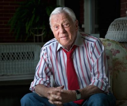 Ben Bradlee, renowned Washington Post editor, dead at 93