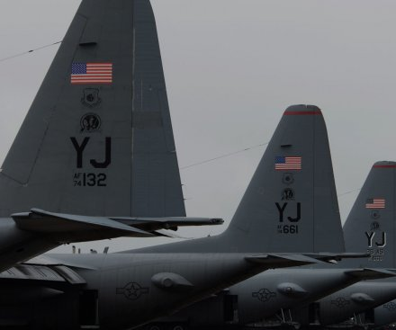 U.S. weapons airdrop may have fallen into Islamic State hands