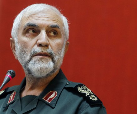 Senior Iranian Gen. Hamedani killed in Syria