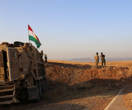 Iraqi forces within 5 miles of Mosul, officials say