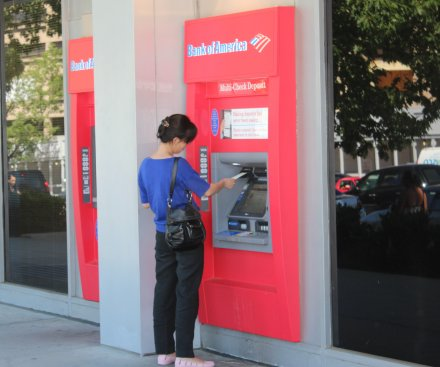 ATM fees on the rise, again