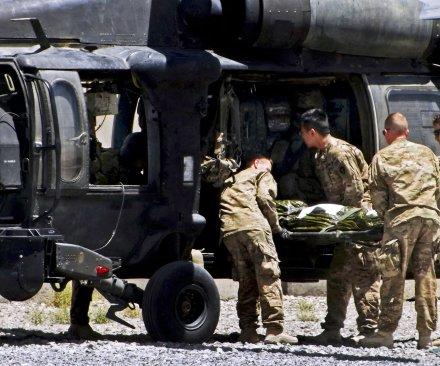 9,800 U.S. troops to stay in Afghanistan