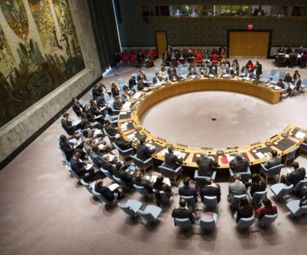 U.N. Security Council condemns North Korea missile test