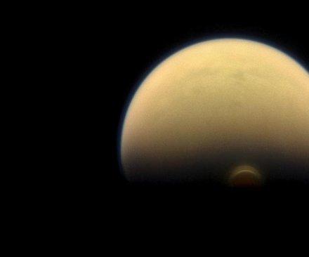 Cassini watches as Titan's seasons turn