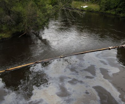 Texas company pays heavily for 2010 spill
