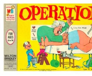 'Operation' game inventor can't afford own surgery, the Internet responds