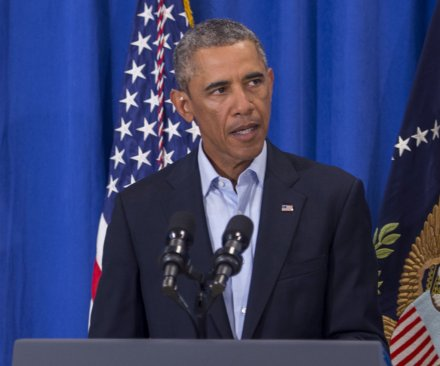 Obama denounces Islamic State execution video, reaffirms military action in Iraq