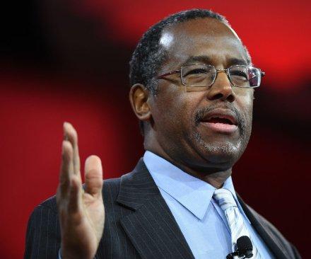 Neurosurgeon Ben Carson announces 2016 presidential campaign