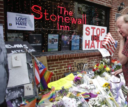 Obama designates Stonewall Inn as first LGBT national monument
