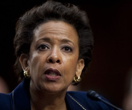 Senate may soon vote on Loretta Lynch's attorney general nomination