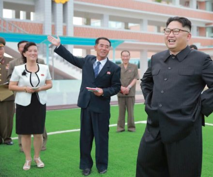 Public executions on the rise in North Korea as Kim Jong Un worries about safety