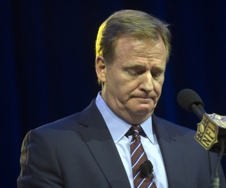 Roger Goodell delivers State of the NFL Address: 'Get better. That's our goal'