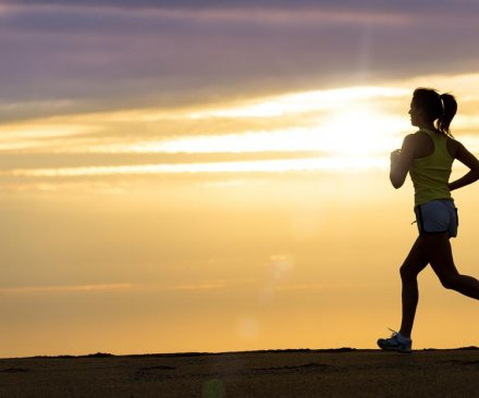 Study: Runner's high similar to effects of marijuana