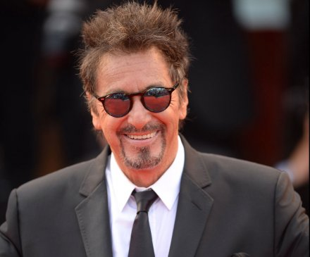 Al Pacino rules Venice Film Festival on Saturday