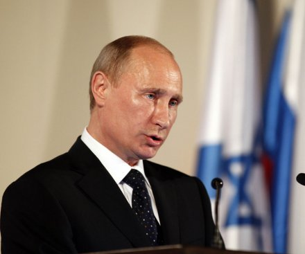 Putin: External factors behind Russian economic slump