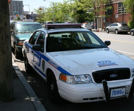 Two NYPD cops shot and killed 'execution style' while sitting in patrol car
