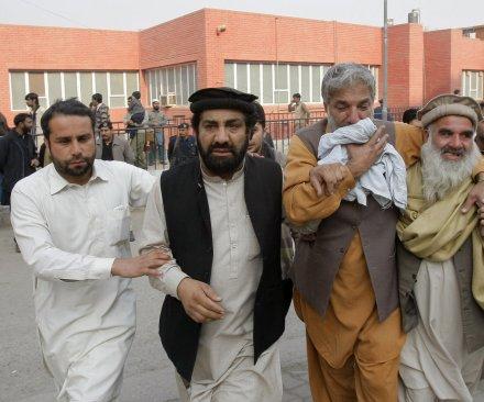 Planner of Pakistan school massacre reported killed