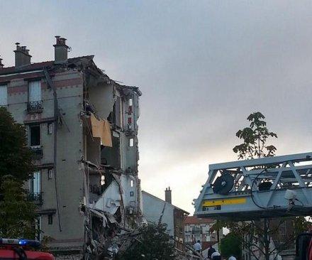 At least 6 dead in Paris apartment explosion