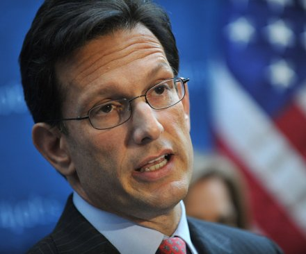 Cantor trades politics for Wall Street investment firm, will still work out of DC