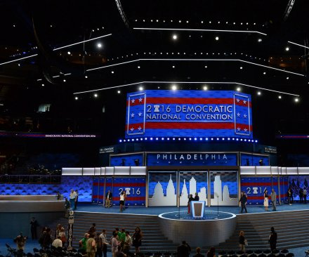 Bernie Sanders, Michelle Obama on tap for Day One of Democratic convention