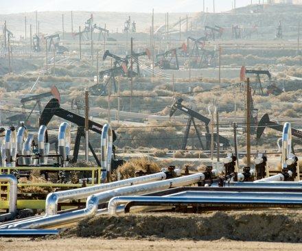 California shale reserve estimate low