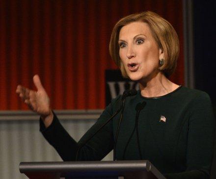 Carly Fiorina ends White House bid