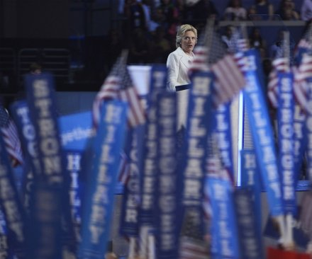 Justice Dept. investigating cyberattack against Clinton campaign, reports say