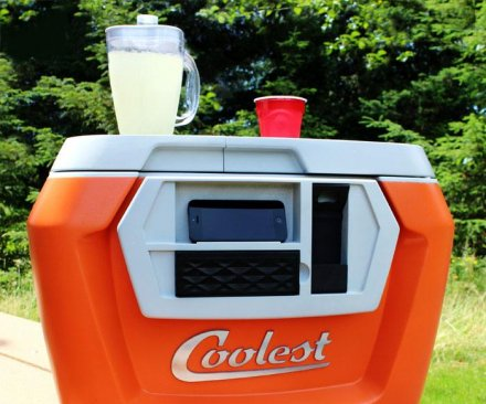 'Coolest' cooler breaks Kickstarter record