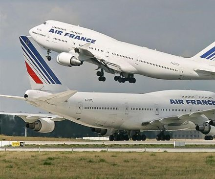 Air France pilot strike causes havoc across Europe