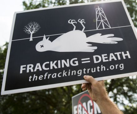 Report: Fracking in California dirty business
