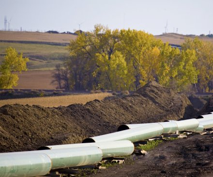 GOP-led Senate fails to override Keystone XL pipeline veto