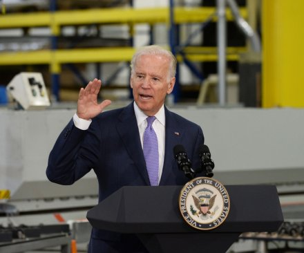 V.P. Biden may run for president to honor son's wishes, sources say