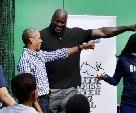 Former NBA star Shaquille O'Neal named 'sports envoy' to Cuba