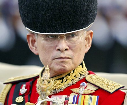 Thai gov't petitions Google to remove insults of late King Bhumibol