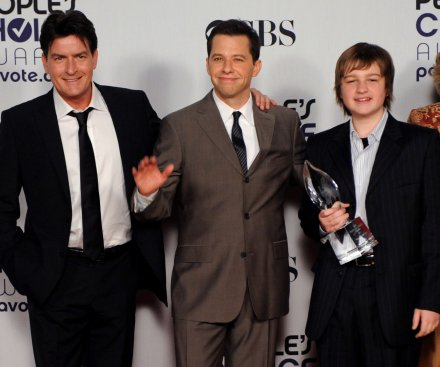 Charlie Sheen attempts return to 'Two and a Half Men' in time for finale