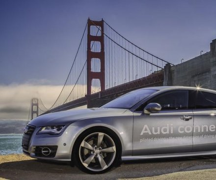 Audi gets permit to test self-driving cars in California