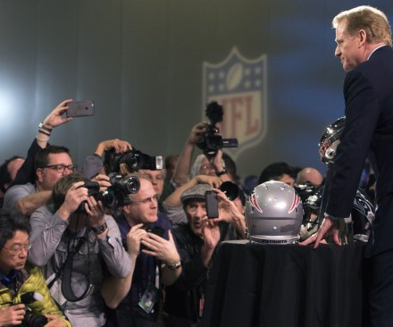 Goodell: 'opportunity for us to get better'