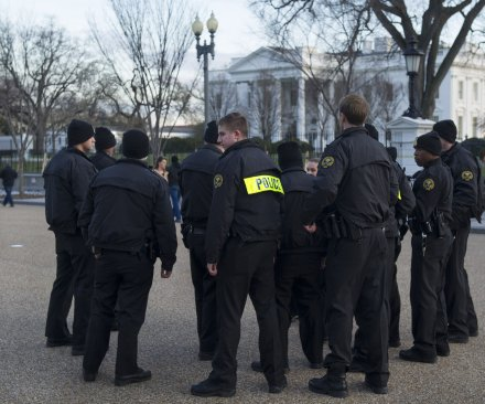 Homeland Security panel recommends taller fence for White House