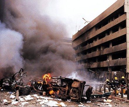 Suspect in 1998 embassy bombings pleads guilty