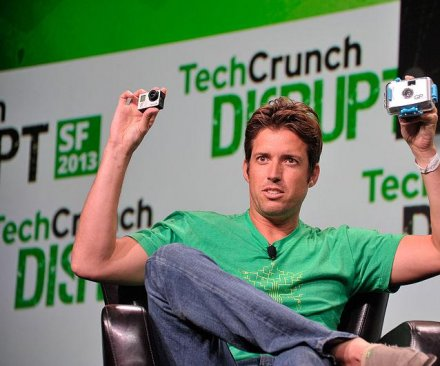 GoPro founder Nick Woodman named highest-paid CEO in U.S.