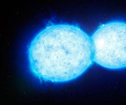 Cllosest, most massive double star