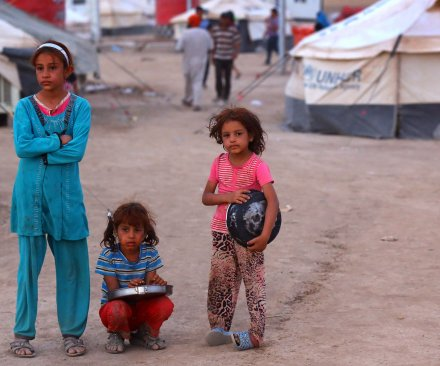 3 million refugees have fled Syria's war so far