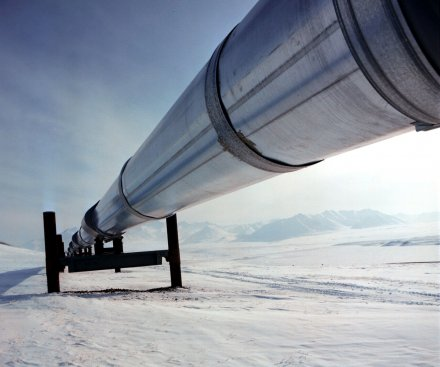 U.S. oil pipeline output increasing