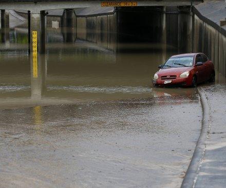 Boom town, flood town: How Houston's development increases flood risk